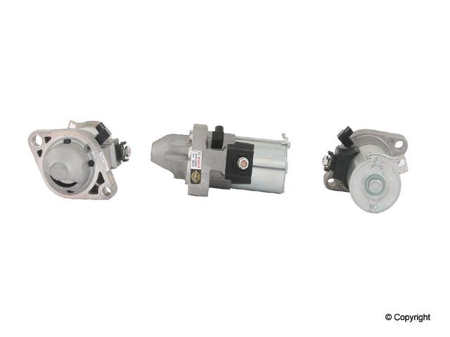 Bosch Reman - Bosch Remanufactured Starter Motor - WDX 703 01018 103