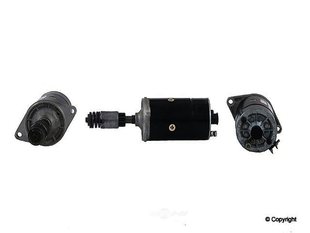 Bosch -  Reman Starter Motor - WDX 703 52001 103