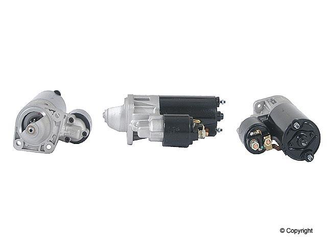 Bosch Reman - Bosch Remanufactured Starter Motor - WDX 703 02001 103