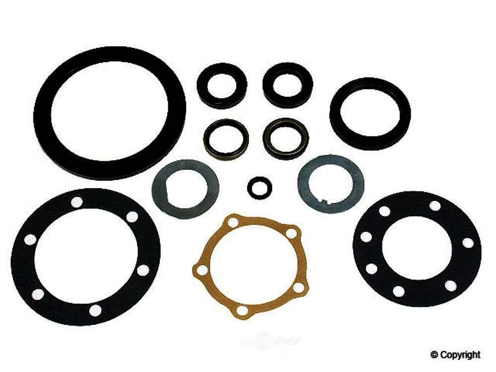 Eurospare -  Steering Swivel Pin Housing Seal Kit Steering Swivel Pin Housi - WDX 450 29002 613