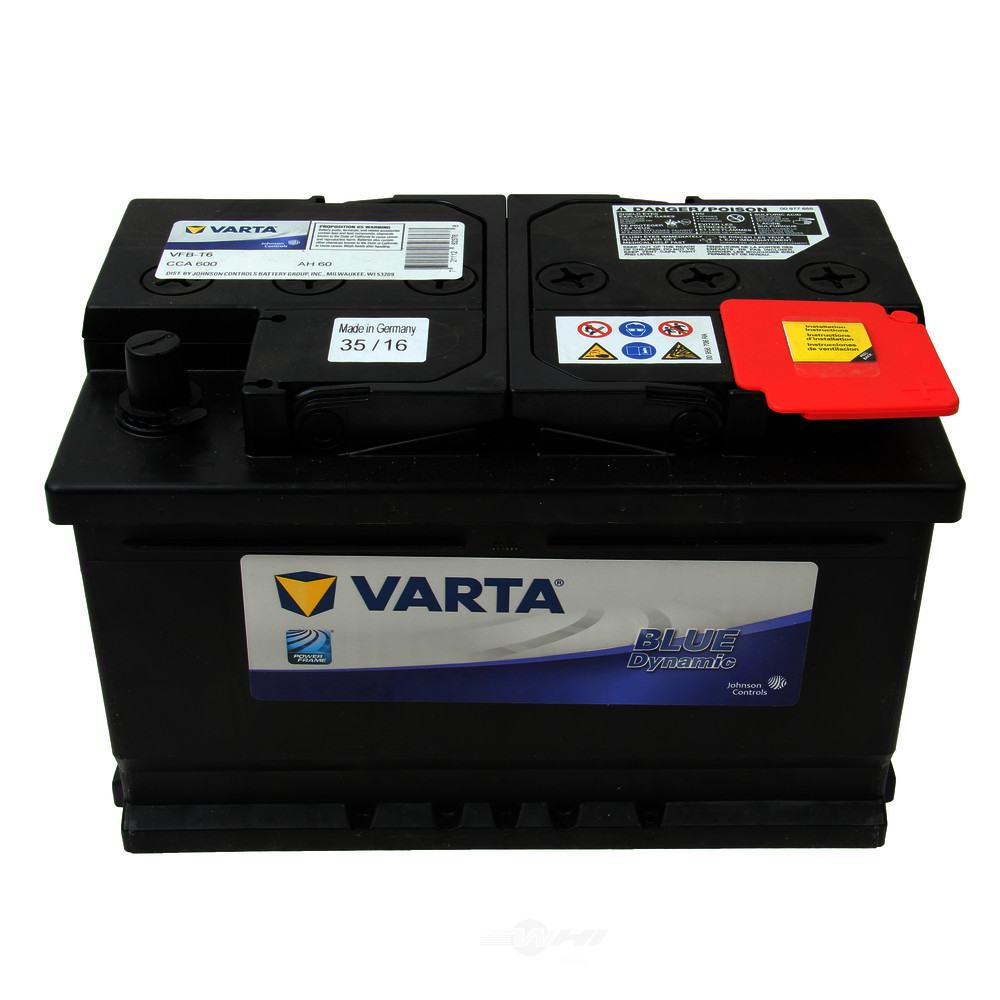 Varta -  Vehicle Battery - WDX 825 99010 180