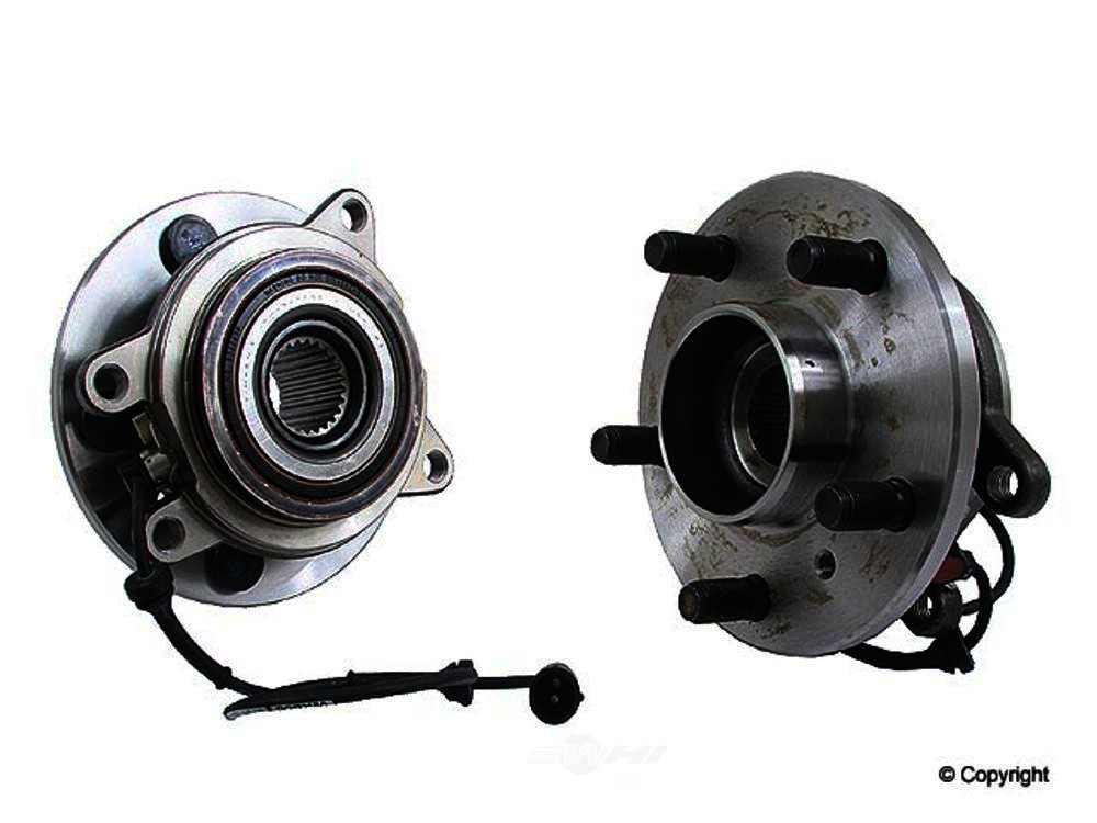 Eurospare -  Axle Bearing and Hub Assembly - WDX 397 29005 613