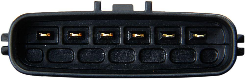 Aisan -  Fuel Injection Throttle Body Fuel Injection Throttle Body - WDX 132 51005 233