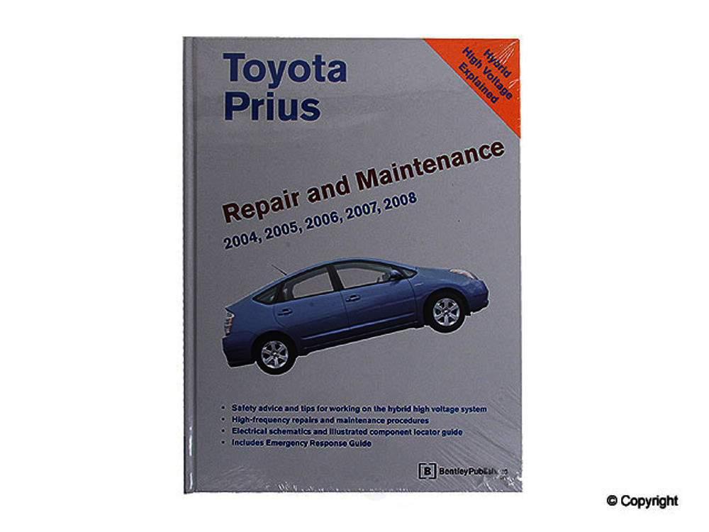 Bentley -  Repair Manual Repair Manual - WDX 989 51001 243