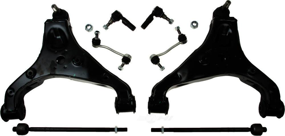 Vaico -  Suspension Control Arm Kit - WDX 371 33225 740