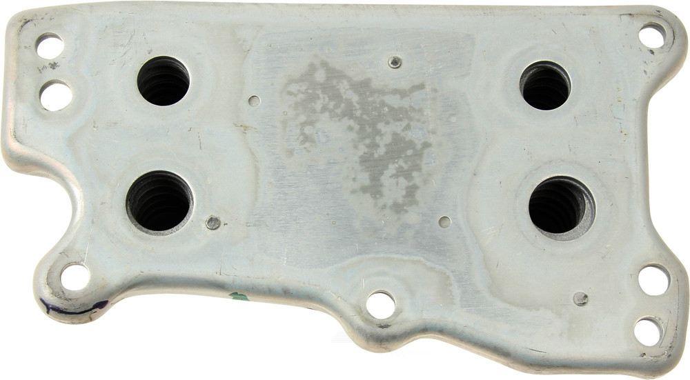 Vemo -  Engine Oil Cooler - WDX 091 33043 742
