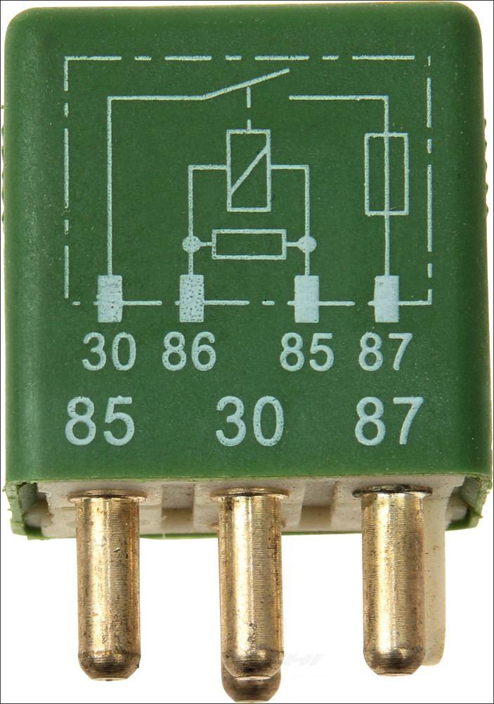 Vemo -  ABS Relay - WDX 835 33017 742