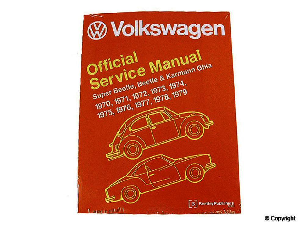 Bentley -  Repair Manual Repair Manual - WDX 989 54012 243