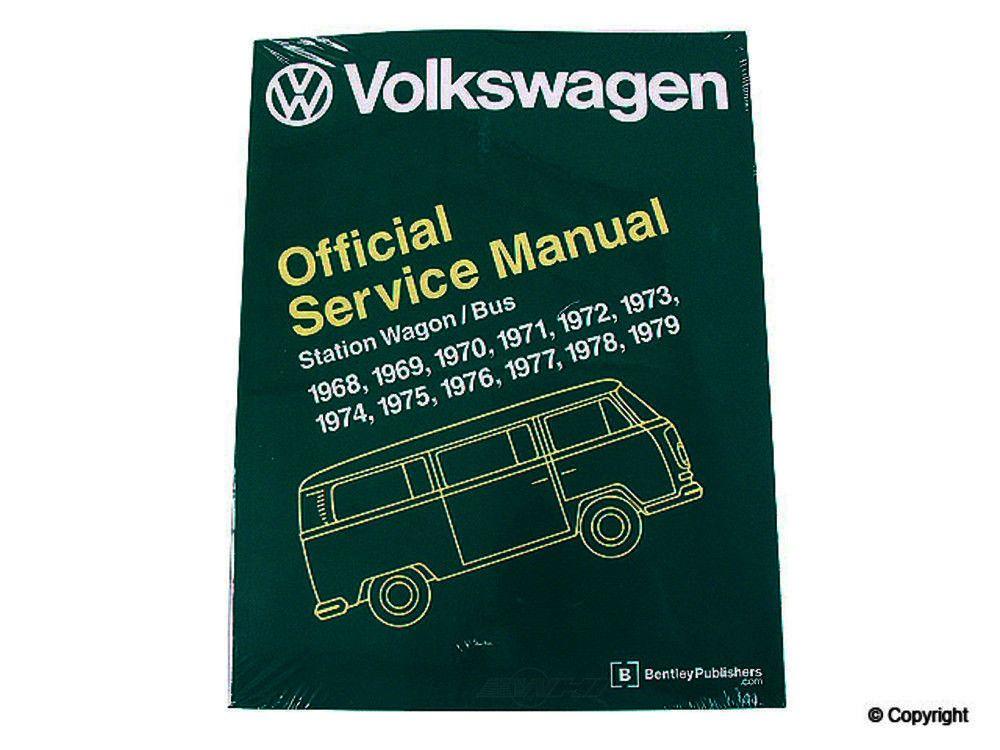 Bentley -  Repair Manual Repair Manual - WDX 989 54016 243