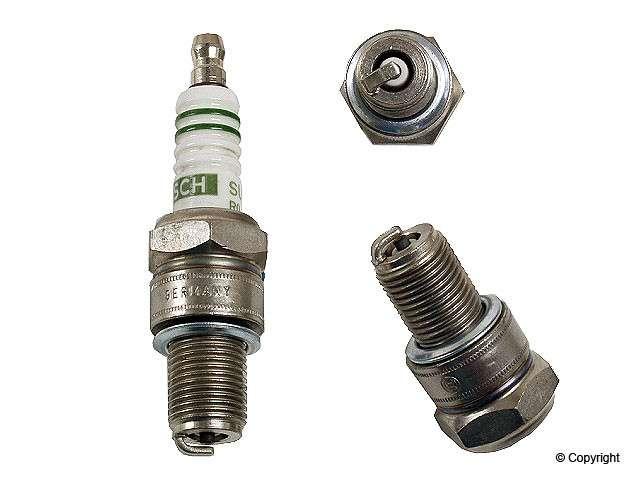 Bosch Super - Bosch Super Spark Plug - WDX 739 32025 109