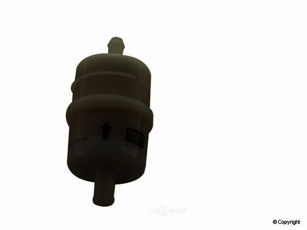 Mann -  Suspension Air Compressor Filter Air Suspension Compressor Filter - WDX 095 33003 058