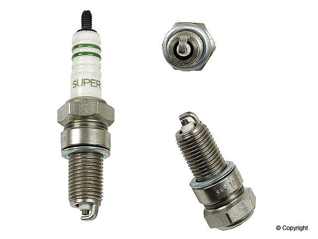 Bosch Super Plus - Bosch Super Plus Spark Plug - WDX 739 06012 108