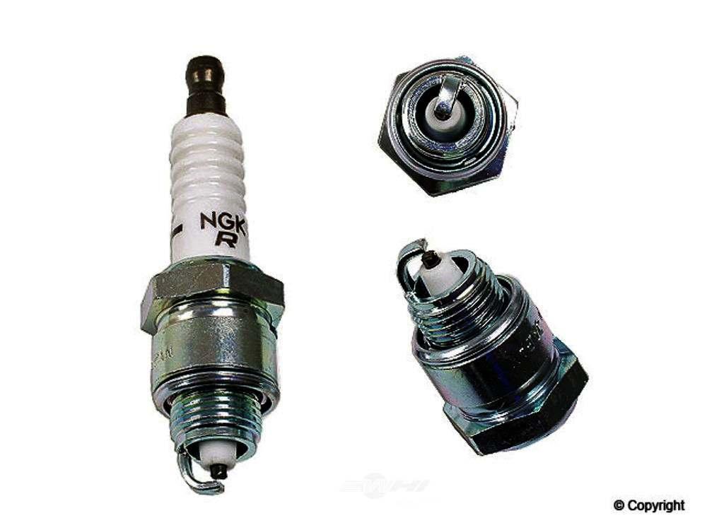 NGK -  V Power Resistor Spark Plug Spark Plug - WDX 739 09022 136
