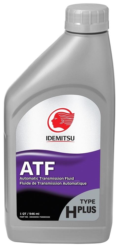 IDEMITSU - IDEMITSU ATF Type H Plus - 1 qt - IMU 30040090-75000C020