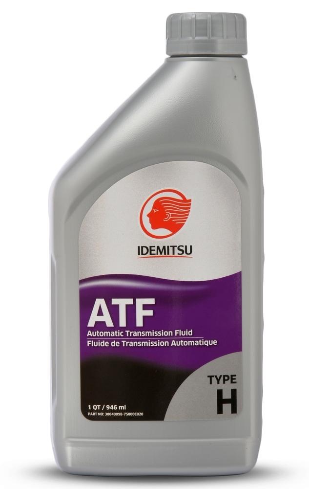 IDEMITSU - IDEMITSU ATF Type H - 1 qt - IMU 30040098-75000C020
