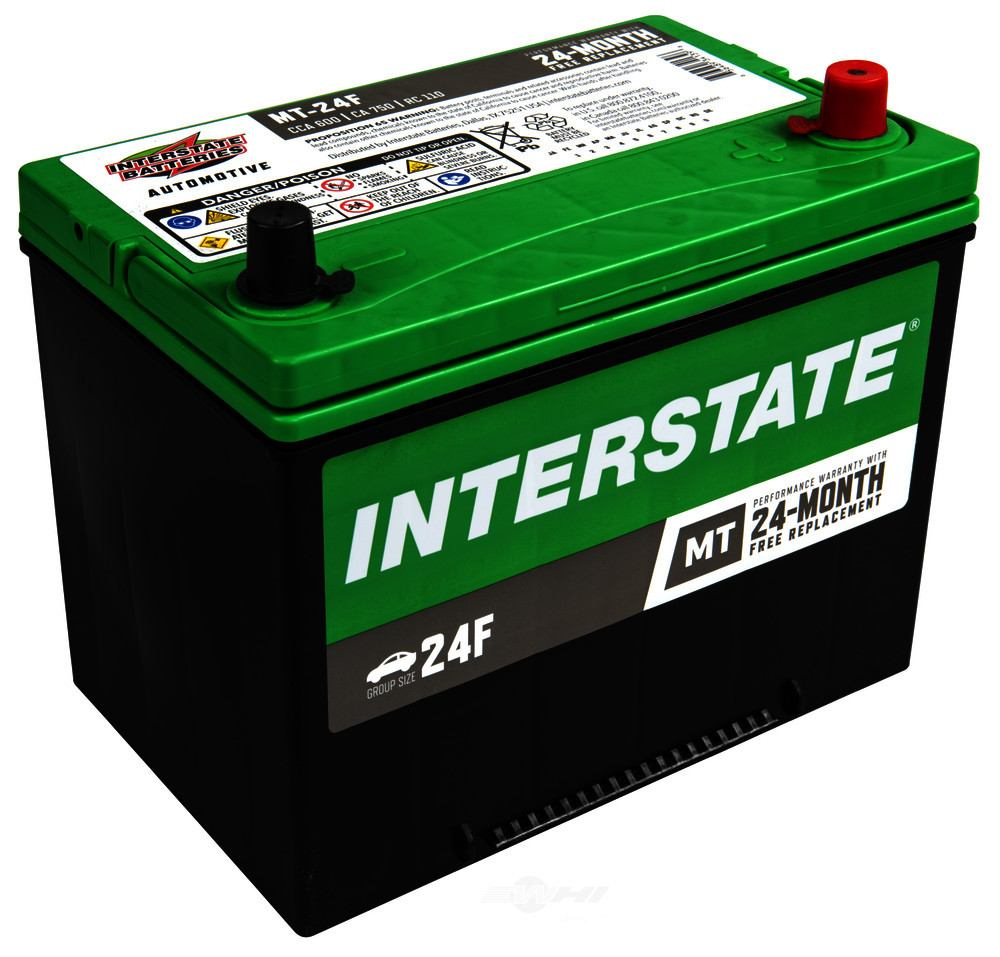 INTERSTATE - Vehicle Battery - INT MT-24F