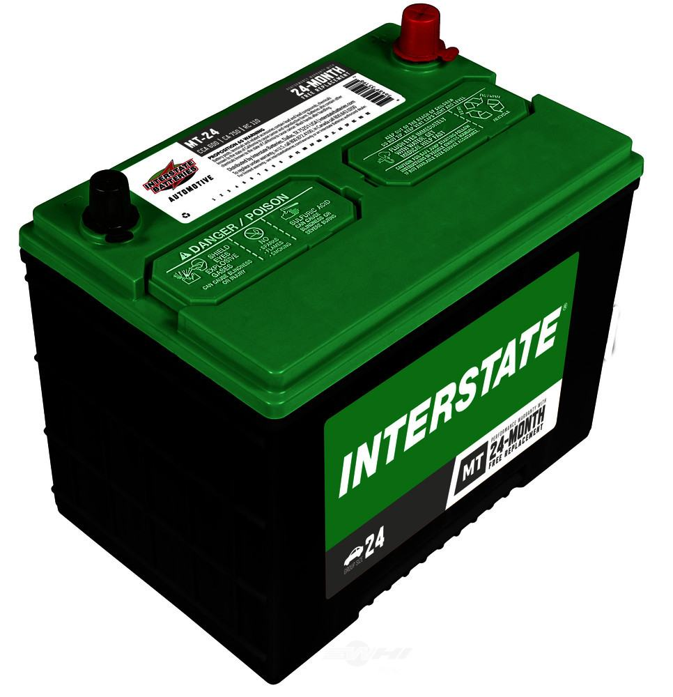 INTERSTATE - Vehicle Battery - INT MT-24