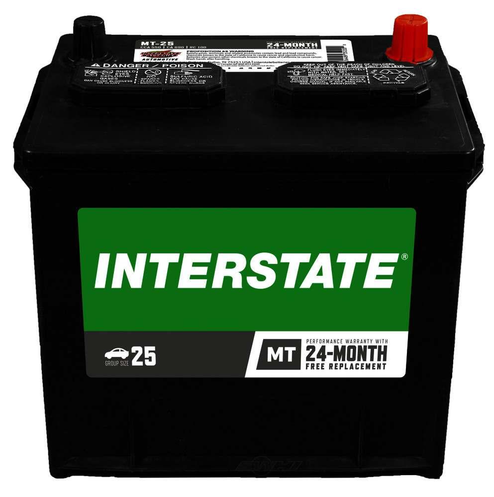 INTERSTATE - Good Battery - INT MT-25