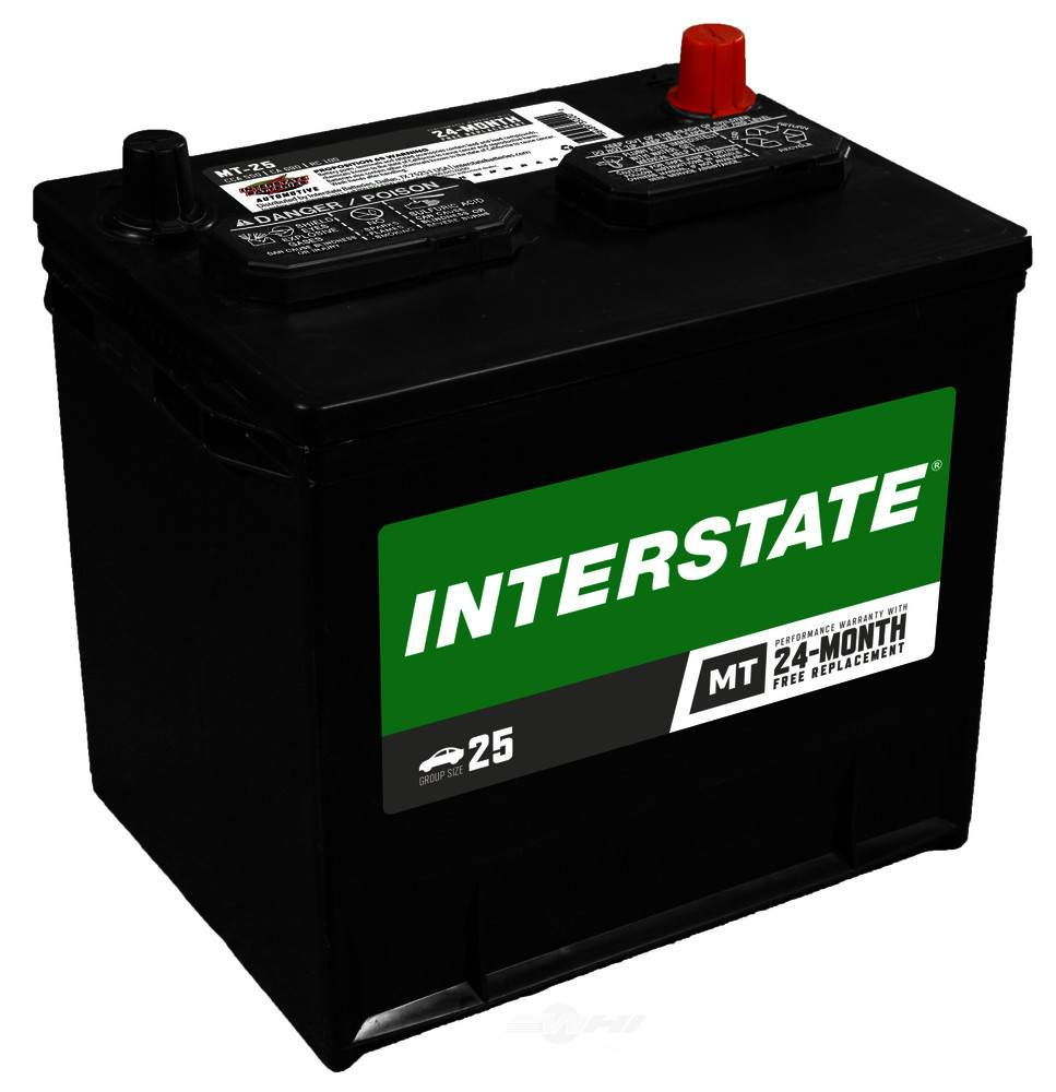 INTERSTATE - Vehicle Battery - INT MT-25