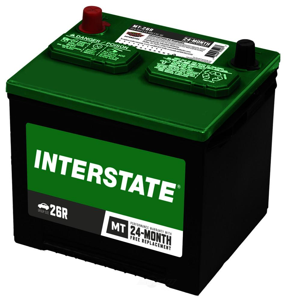 INTERSTATE - Vehicle Battery - INT MT-26R