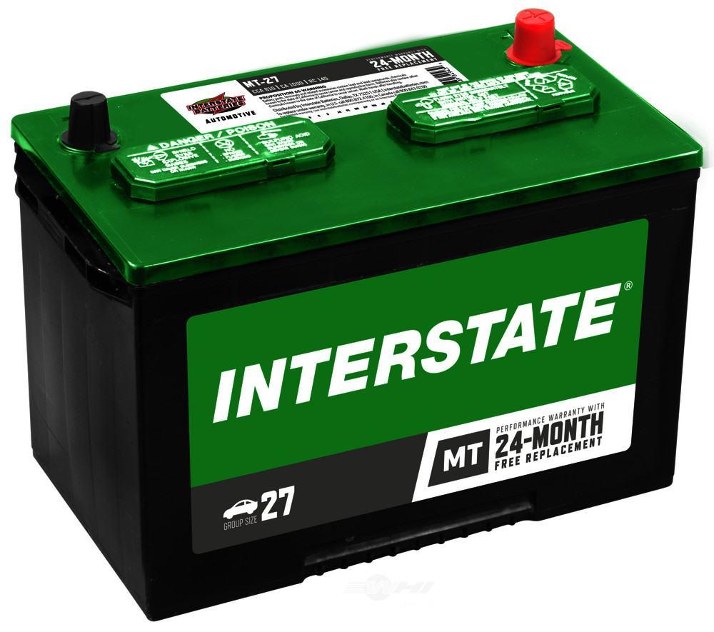 INTERSTATE - Mt Battery - INT MT-27