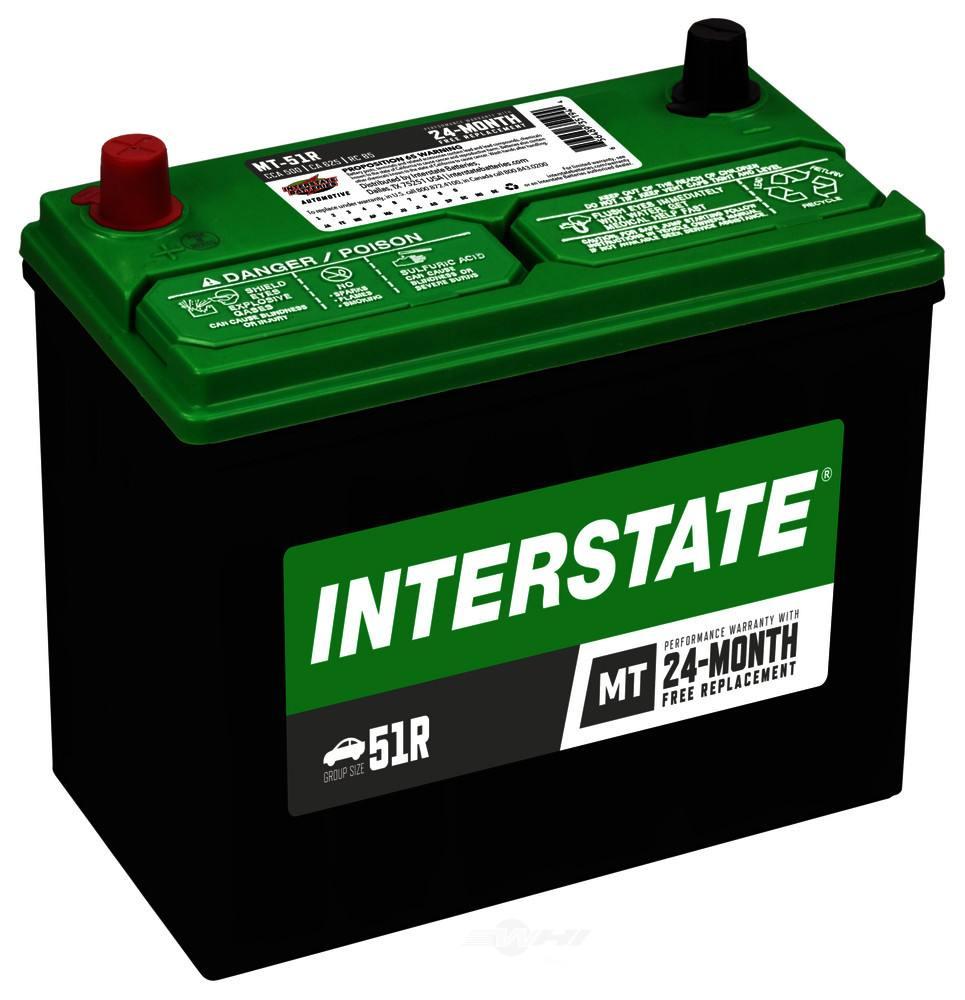 INTERSTATE - Good Battery - INT MT-51R