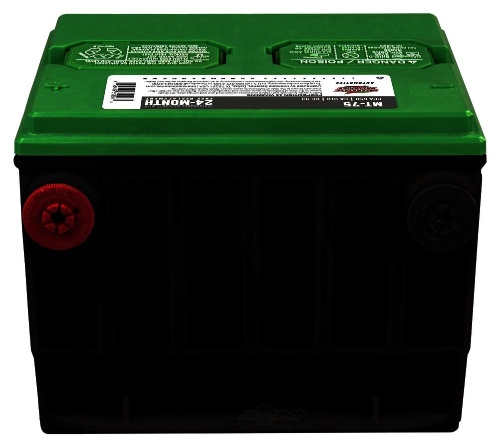 INTERSTATE - Mt Battery - INT MT-75