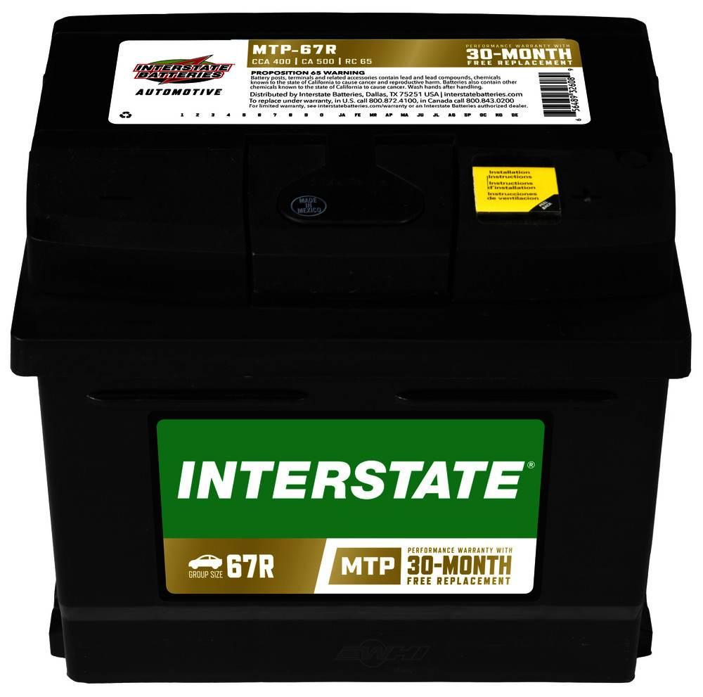 INTERSTATE - Better Battery - INT MTP-67R