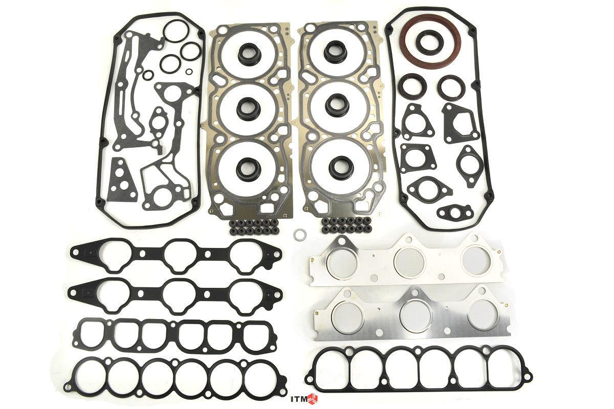 ITM - Engine Gasket Set - ITM 09-01275