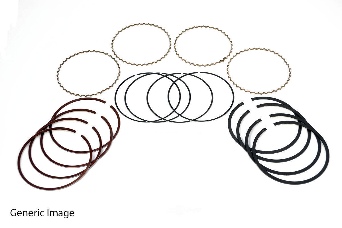 ITM - Engine Piston Ring Set - ITM 021-6275-020