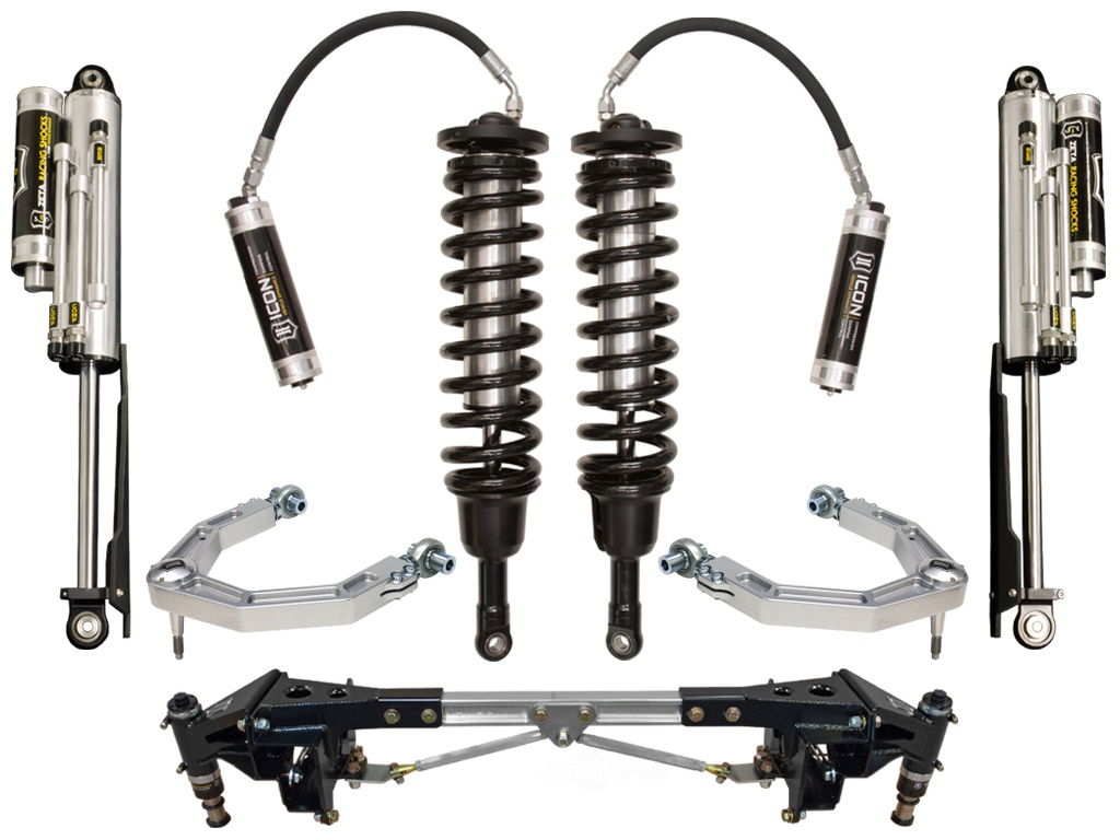 ICON VEHICLE DYNAMICS - 2010 - 2014 Ford SVT Raptor 3.0 Performance Suspension System - Stage 3 - IVD K93053