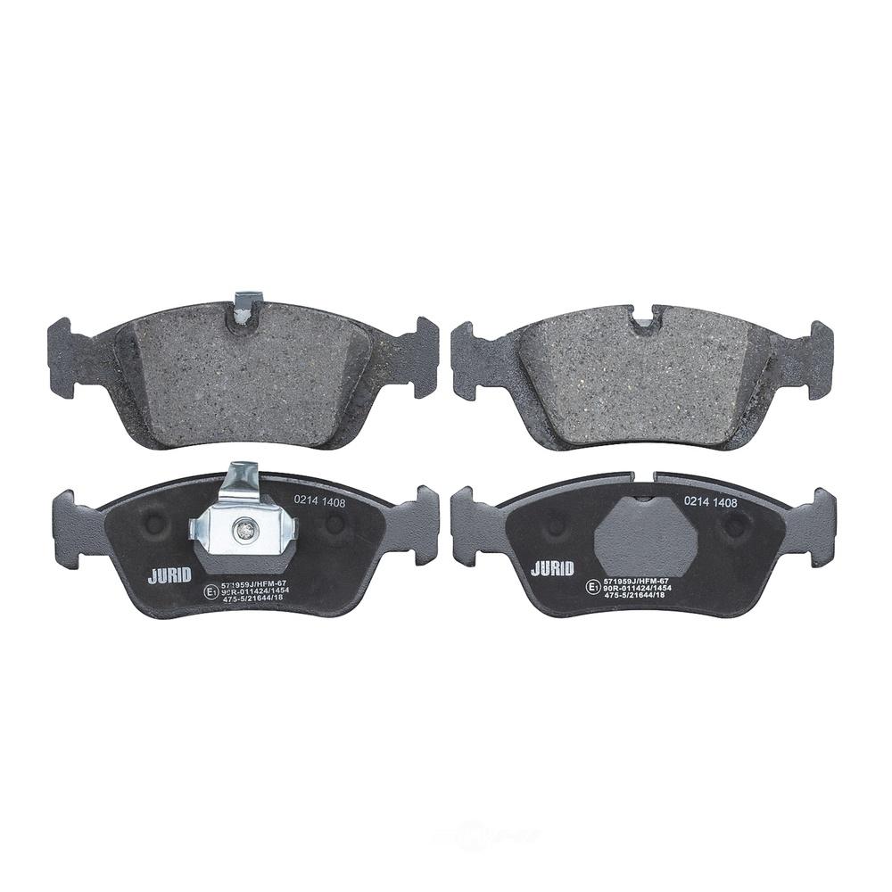 JURID - Disc Brake Pad Set - JRD 571959J