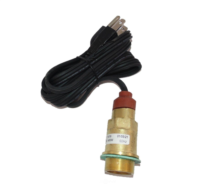 KATS ENGINE HEATERS - Freeze Plug Heater - KAZ 11419