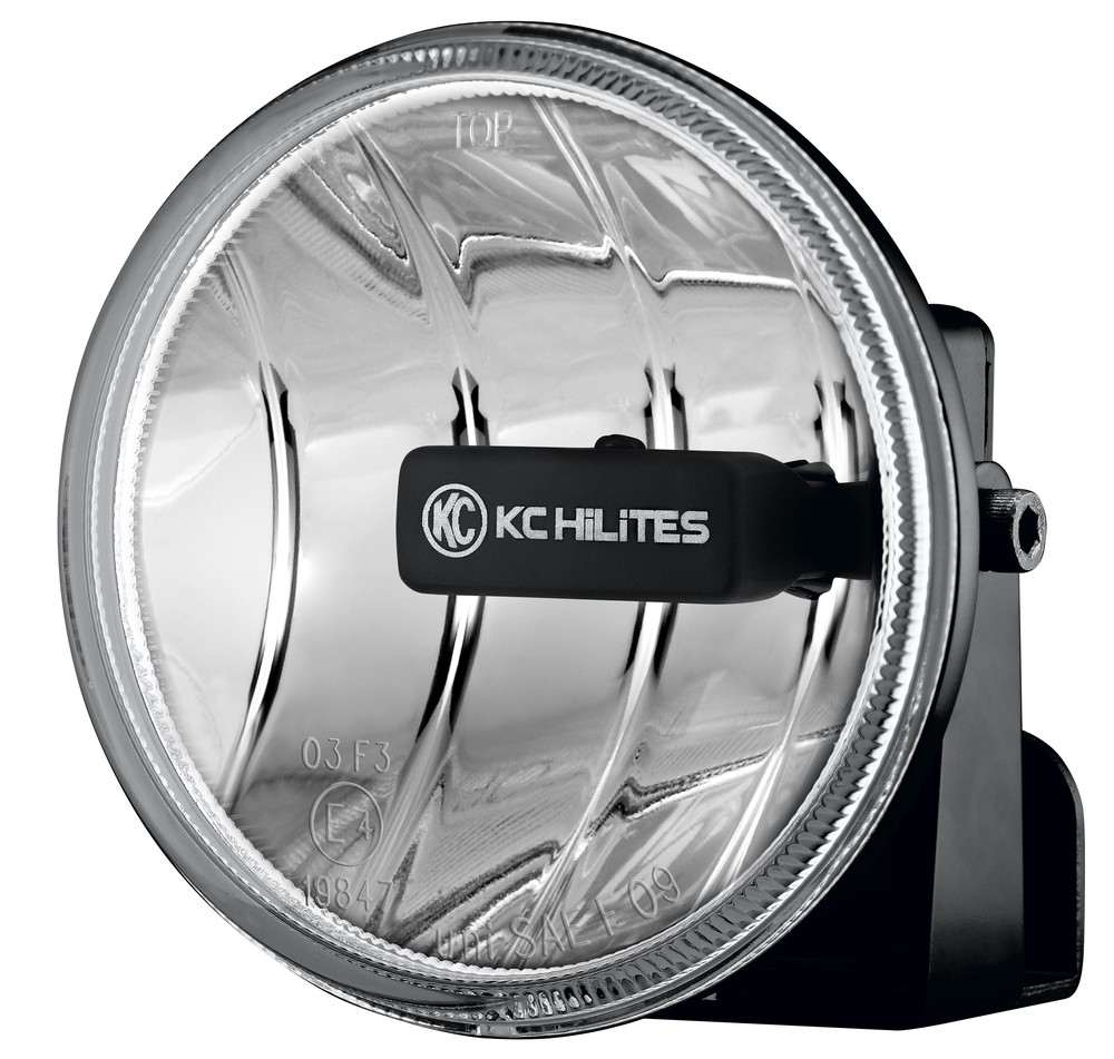 KC HILITES DRIVING LIGHT SYSTEMS - Gravity LED G4 Fog Light Pair Pack - KC #493(Street Legal Fog Beam) - KCH 493