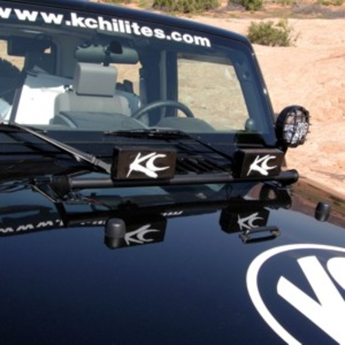 KC HILITES DRIVING LIGHT SYSTEMS - Light Bar - KCH 7409