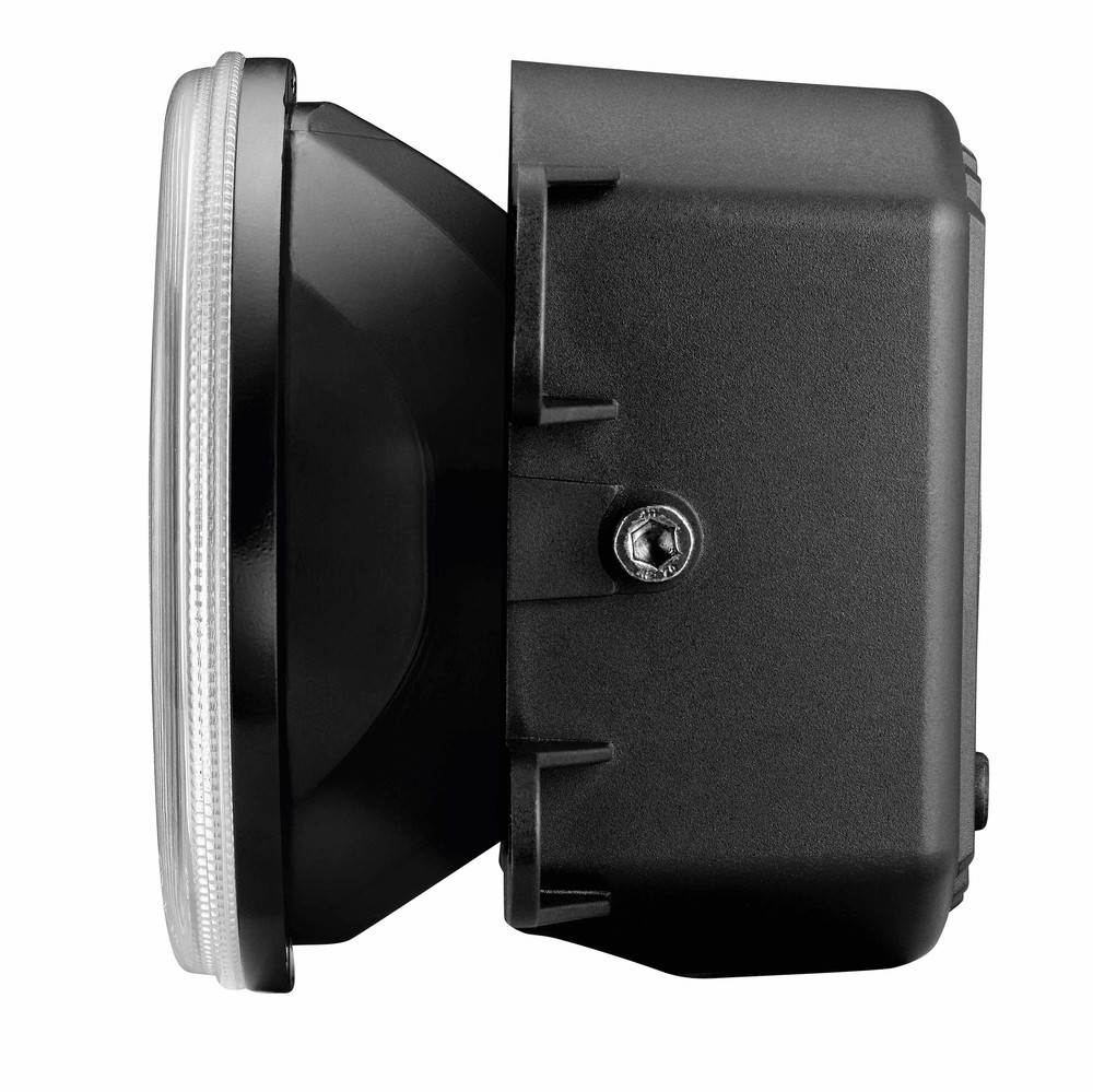 KC HILITES DRIVING LIGHT SYSTEMS - Gravity LED G4 Fog Light Pair Pack for Jeep 07-09 JK - Fog Beam - KCH 494