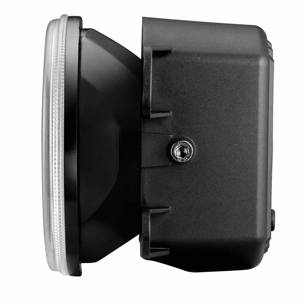 KC HILITES DRIVING LIGHT SYSTEMS - Gravity LED G4 07-09 Jeep JK Clear LED Fog Single - #1494 - KCH 1494
