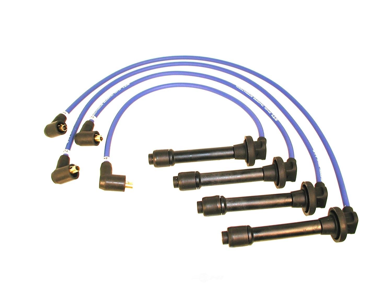 KARLYN\/STI - STI Spark Plug Wire Set - KLY 473