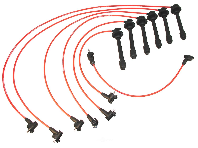 KARLYN/STI - Karlyn-STI Spark Plug Wire Set - KLY 490