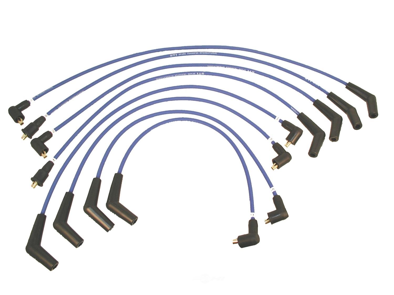 KARLYN/STI - Karlyn-STI Spark Plug Wire Set - KLY 663