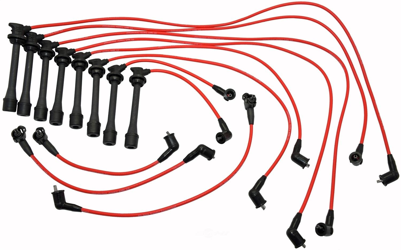 KARLYN/STI - Karlyn-STI Spark Plug Wire Set - KLY 727