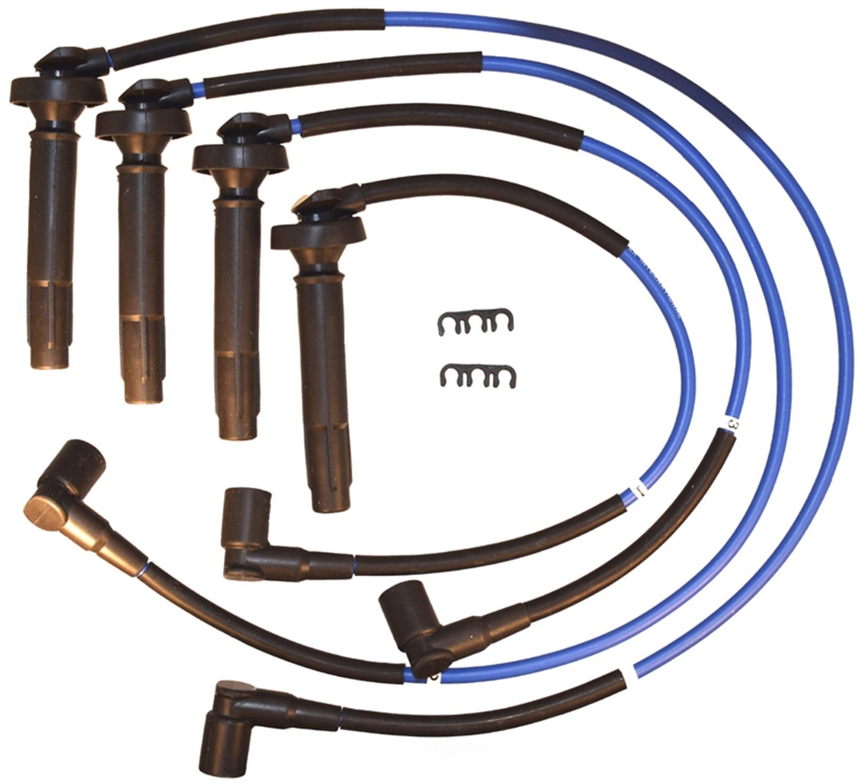 KARLYN/STI - Karlyn-STI Spark Plug Wire Set - KLY 809
