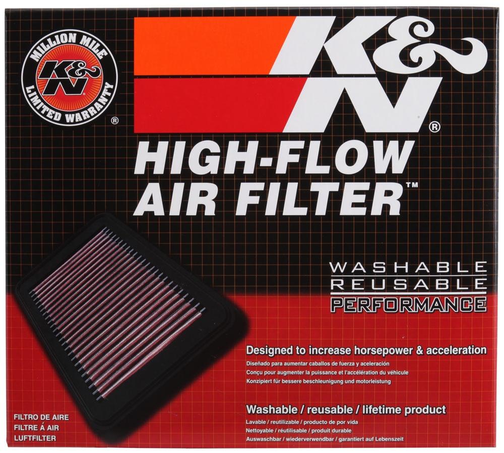 K&N FILTER - Air Filter - KNN 33-2106-1