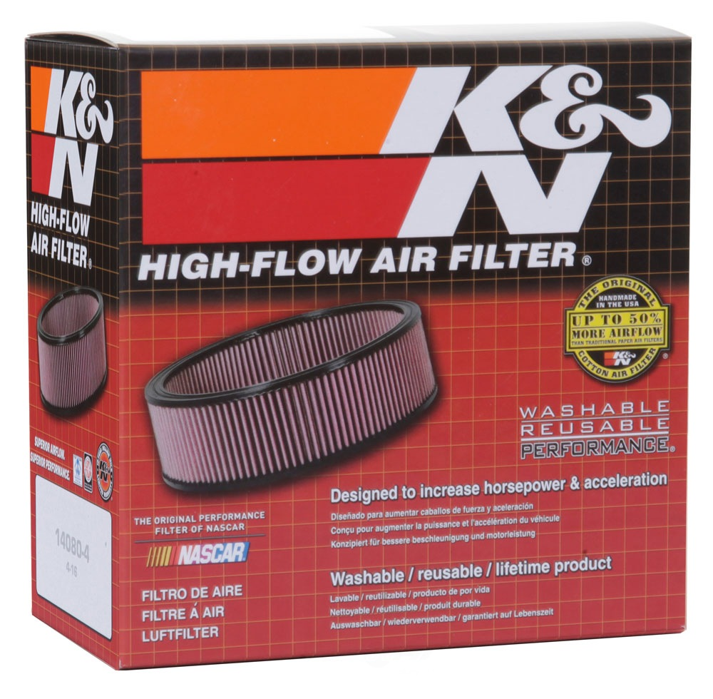 K&N FILTER - Air Cleaner Assembly - KNN 56-9096
