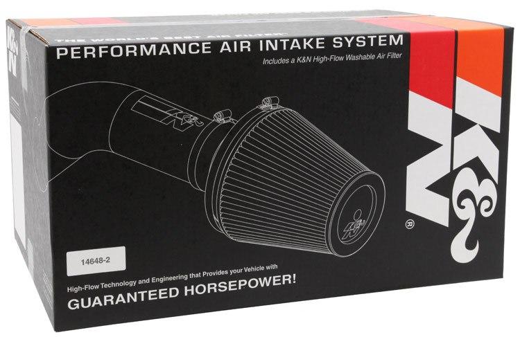K&N FILTER - Air Intake Kit - KNN 57-3021-1