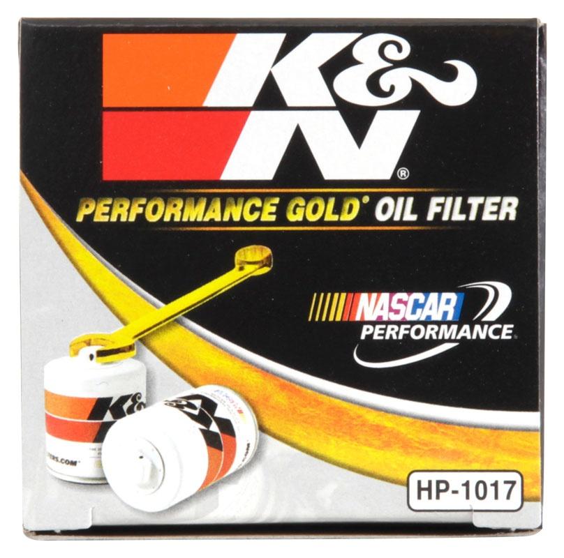 K&N FILTER - Engine Oil Filter - KNN HP-1017