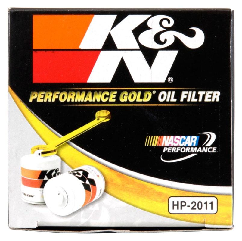 K&N FILTER - Engine Oil Filter - KNN HP-2011