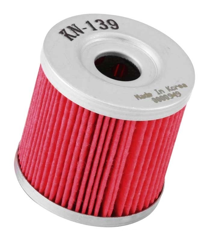 K&N FILTER - Engine Oil Filter - KNN KN-139