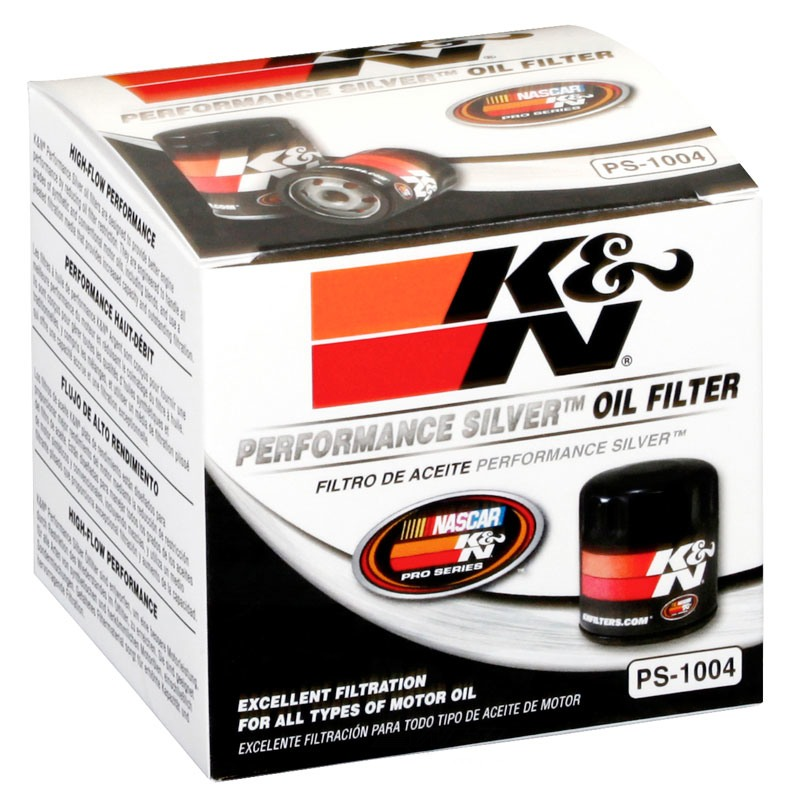 K&N FILTER - Engine Oil Filter - KNN PS-1004