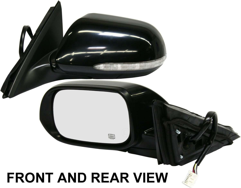 KOOL-VUE REPLACEMENT MIRRORS - Door Mirror - KOV AC18EL-S